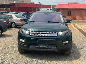 Land Rover Range Rover Evoque 2013 Green | Cars for sale in Abuja (FCT) State, Gwarinpa