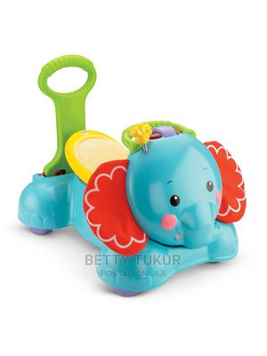 Fisher-Price 3-In-1 Bounce, Stride and Ride Elephant | Children's Gear & Safety for sale in Lagos State, Ikeja