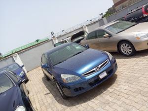 Honda Accord 2006 2.0 Comfort Blue   Cars for sale in Kaduna State, Kaduna / Kaduna State