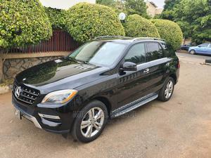 Mercedes-Benz M Class 2014 Black | Cars for sale in Abuja (FCT) State, Garki 1