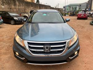 Honda Accord CrossTour 2013 EX-L Green | Cars for sale in Lagos State, Ikeja