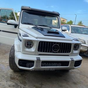 Mercedes-Benz G-Class 2007 Base G 55 AMG 4x4 White | Cars for sale in Lagos State, Surulere