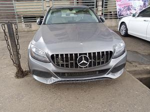 Mercedes-Benz C300 2015 Gray   Cars for sale in Lagos State, Ikeja