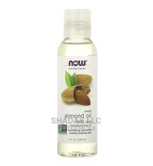 Now Solutions Sweet Almond Oil | Skin Care for sale in Lagos State, Alimosho