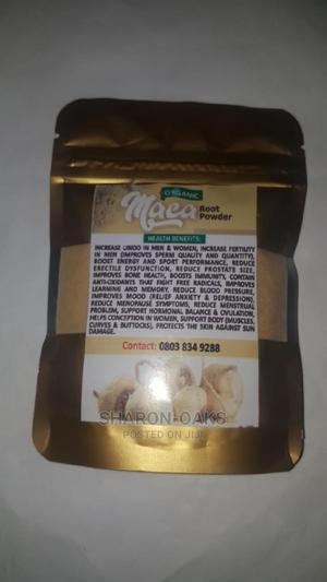 Maca Root Powder 50g | Feeds, Supplements & Seeds for sale in Rivers State, Port-Harcourt