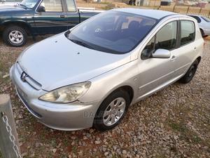 Peugeot 307 2002 Silver   Cars for sale in Kaduna State, Kaduna / Kaduna State