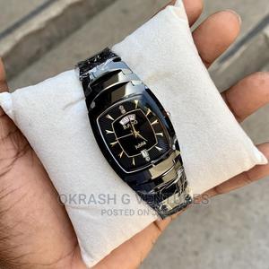 Rado Ceramic(Day-Date) Black Watch   Watches for sale in Lagos State, Lagos Island (Eko)