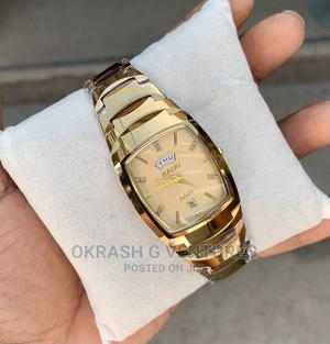 Rado Ceramic(Day-Date) Gold Watch   Watches for sale in Lagos State, Lagos Island (Eko)