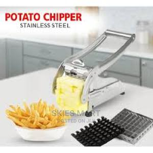 Stainless Potatoes Chippers | Kitchen & Dining for sale in Lagos State, Ifako-Ijaiye