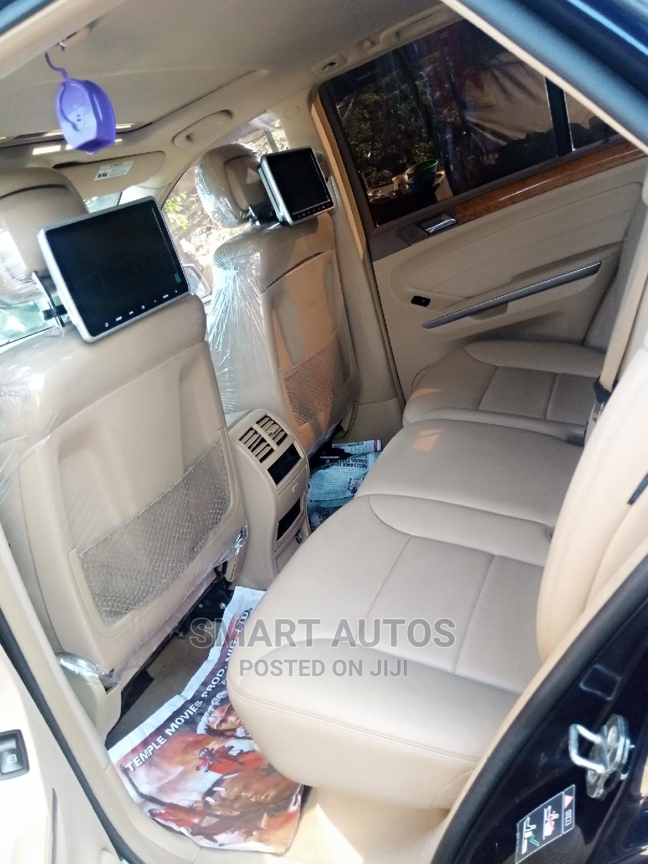 Archive: Mercedes-Benz M Class 2010 ML 350 4Matic Blue