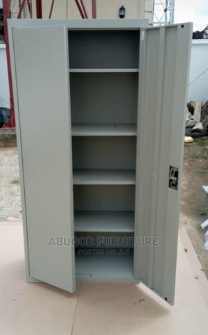 Metal Office Shelf With Partitions   Furniture for sale in Lagos State, Ikeja