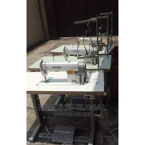 Crown Industrial Straight Sewing Machine | Manufacturing Equipment for sale in Lagos State, Surulere