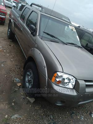 Nissan Frontier 2004 SVE V6 King Cab 4WD Gray   Cars for sale in Lagos State, Amuwo-Odofin