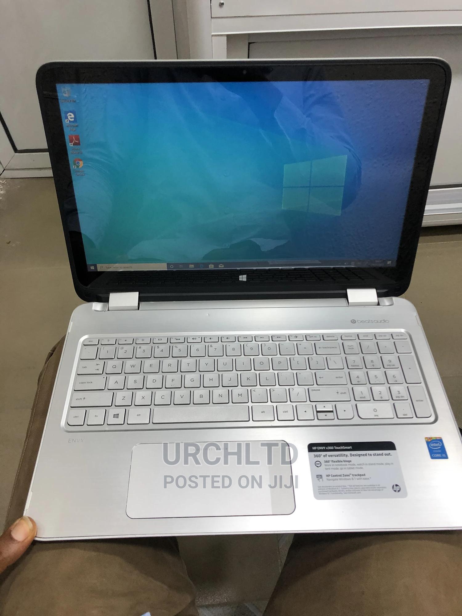 Laptop HP Envy X360 15z 8GB Intel Core I5 SSD 256GB