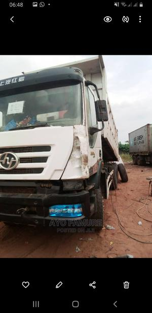 Used 30tons Chinese Truck   Trucks & Trailers for sale in Lagos State, Ikeja
