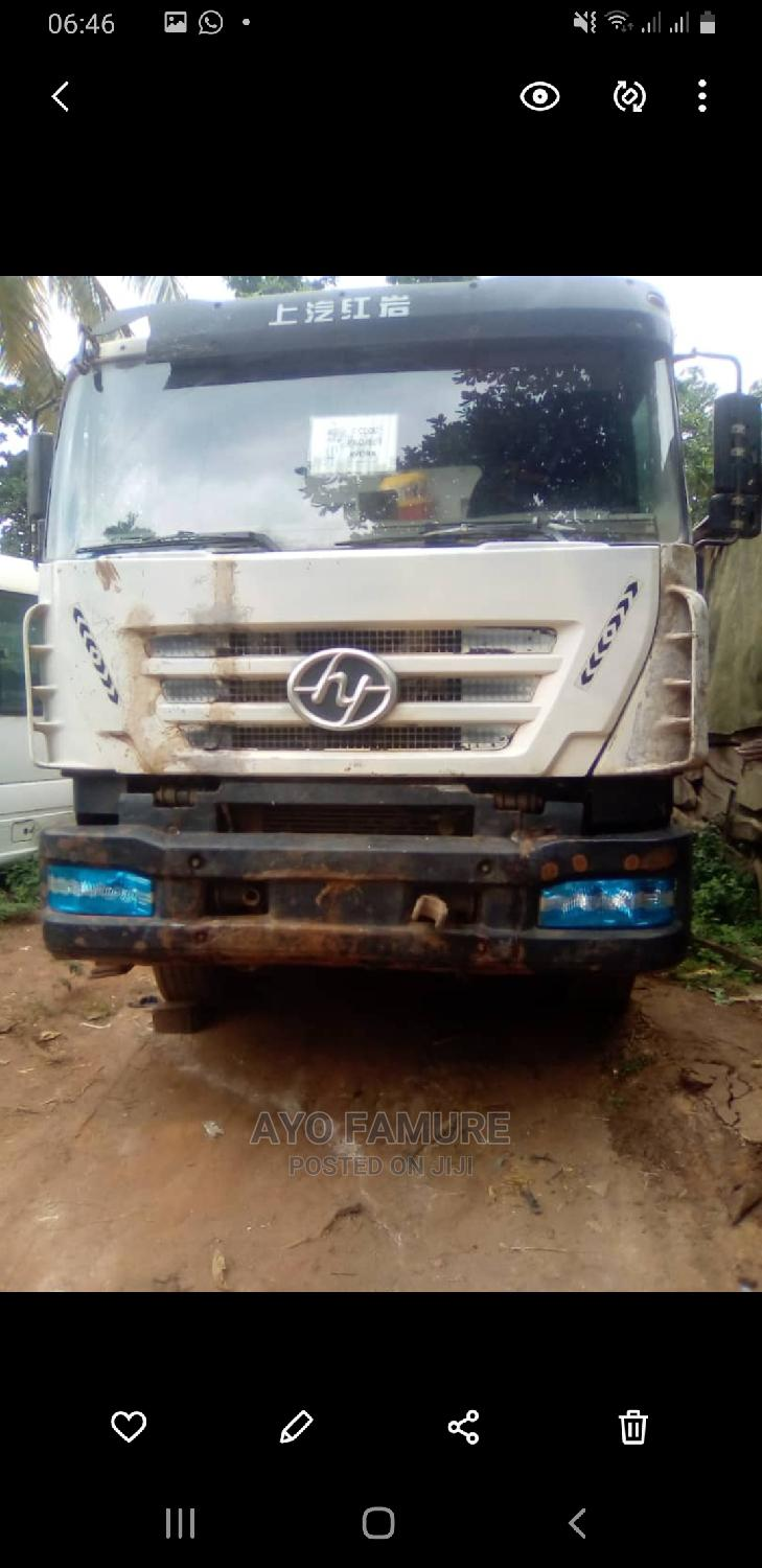Used 30tons Chinese Truck   Trucks & Trailers for sale in Ikeja, Lagos State, Nigeria
