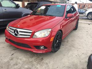 Mercedes-Benz C300 2010 Red   Cars for sale in Lagos State, Surulere