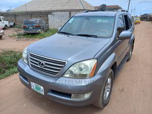 Lexus GX 2005 470 Sport Utility Gray | Cars for sale in Lagos State, Ifako-Ijaiye