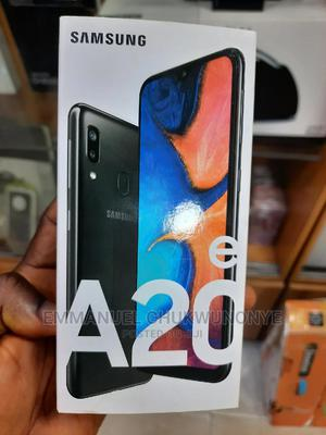 New Samsung Galaxy A20e 32GB Blue | Mobile Phones for sale in Lagos State, Ikeja