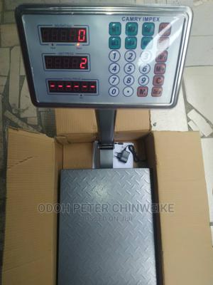 100kg Camry Impex Digital Scale | Store Equipment for sale in Lagos State, Lagos Island (Eko)