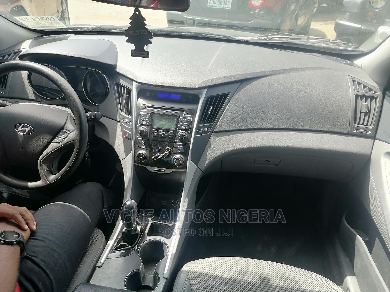 Hyundai Sonata 2011 Blue   Cars for sale in Uyo, Akwa Ibom State, Nigeria