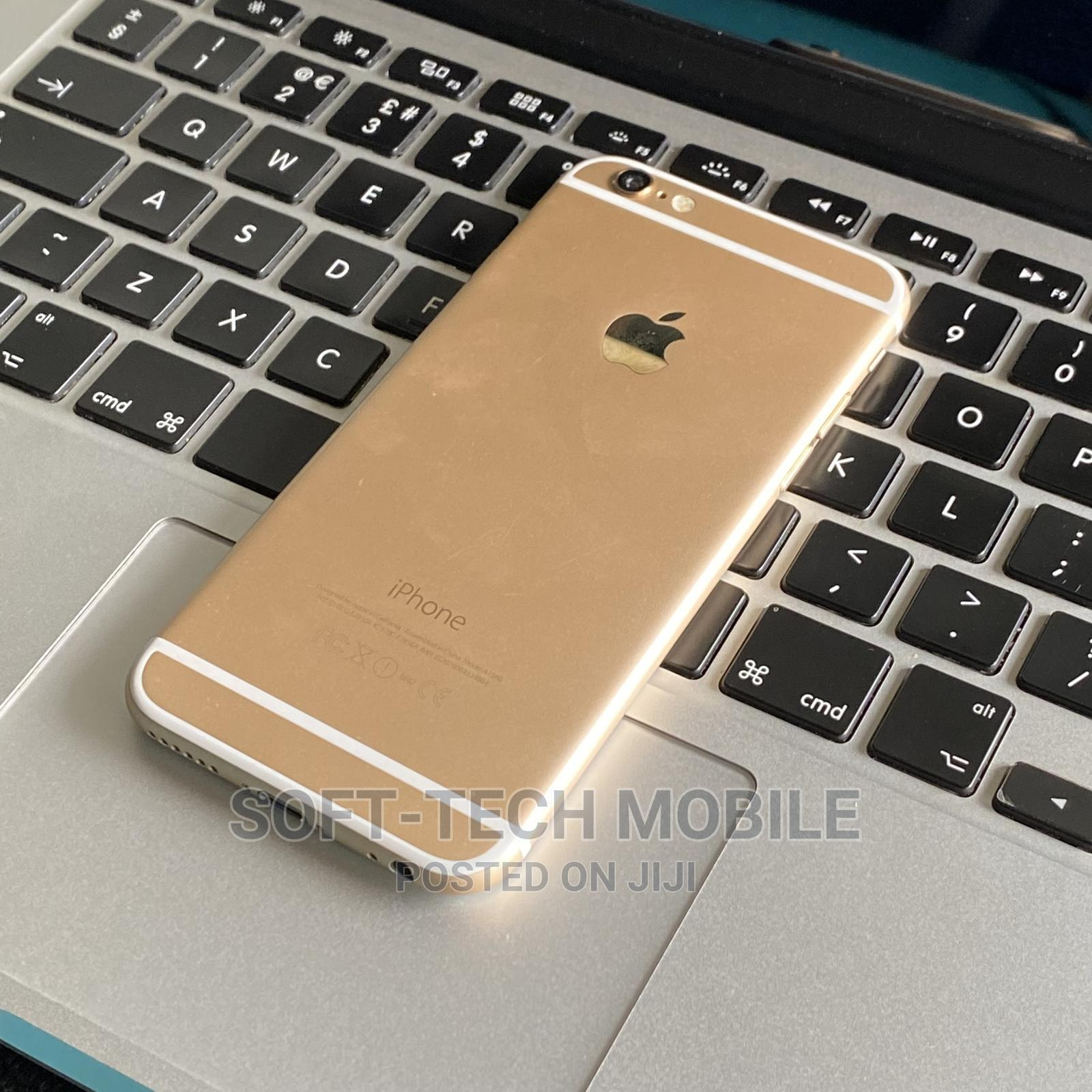 Apple iPhone 6 64 GB Silver | Mobile Phones for sale in Wuse, Abuja (FCT) State, Nigeria