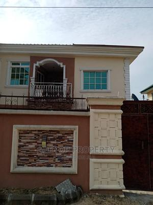Furnished 3bdrm Block of Flats in Goden Gate, Sangotedo for Rent | Houses & Apartments For Rent for sale in Ajah, Sangotedo