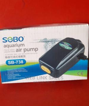 2 Outlet Air Pump(Electricity) | Pet's Accessories for sale in Lagos State, Surulere