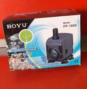 Submersible Pump 1000l/Hr | Pet's Accessories for sale in Lagos State, Surulere