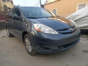 Toyota Sienna 2008 LE AWD Gray | Cars for sale in Lagos State, Shomolu