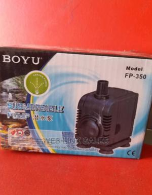 Submersible Pump 350l/H | Pet's Accessories for sale in Lagos State, Surulere