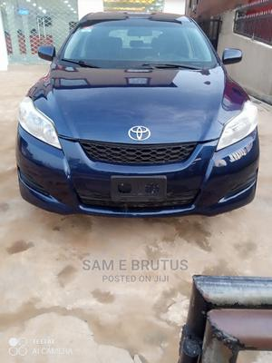 Toyota Matrix 2012 Blue | Cars for sale in Lagos State, Ikorodu