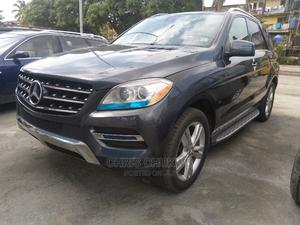 Mercedes-Benz M Class 2013 ML 350 4Matic Black | Cars for sale in Lagos State, Isolo