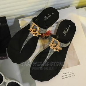 Fancy Rubber Slippers | Shoes for sale in Lagos State, Abule Egba