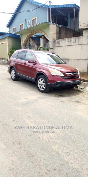 Honda CR-V 2007 Red | Cars for sale in Lagos State, Ifako-Ijaiye