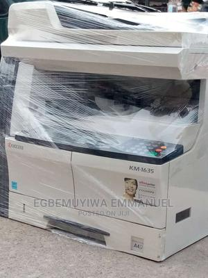 Kyocera Km 1635 Photocopies Black and White A3 A4 | Printers & Scanners for sale in Lagos State, Surulere