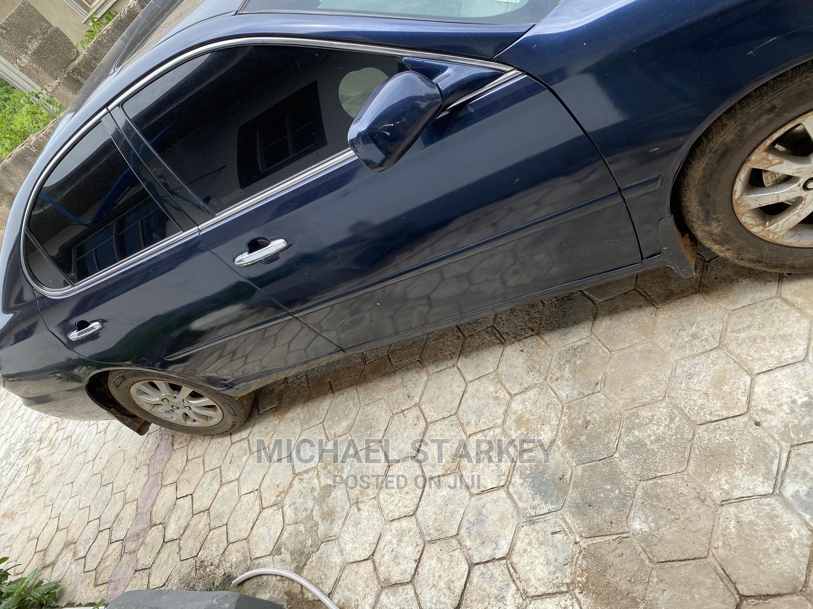 Lexus ES 2003 330 Blue