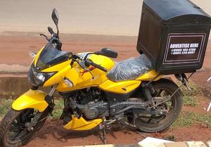 New Bajaj 2020 Yellow   Motorcycles & Scooters for sale in Edo State, Benin City
