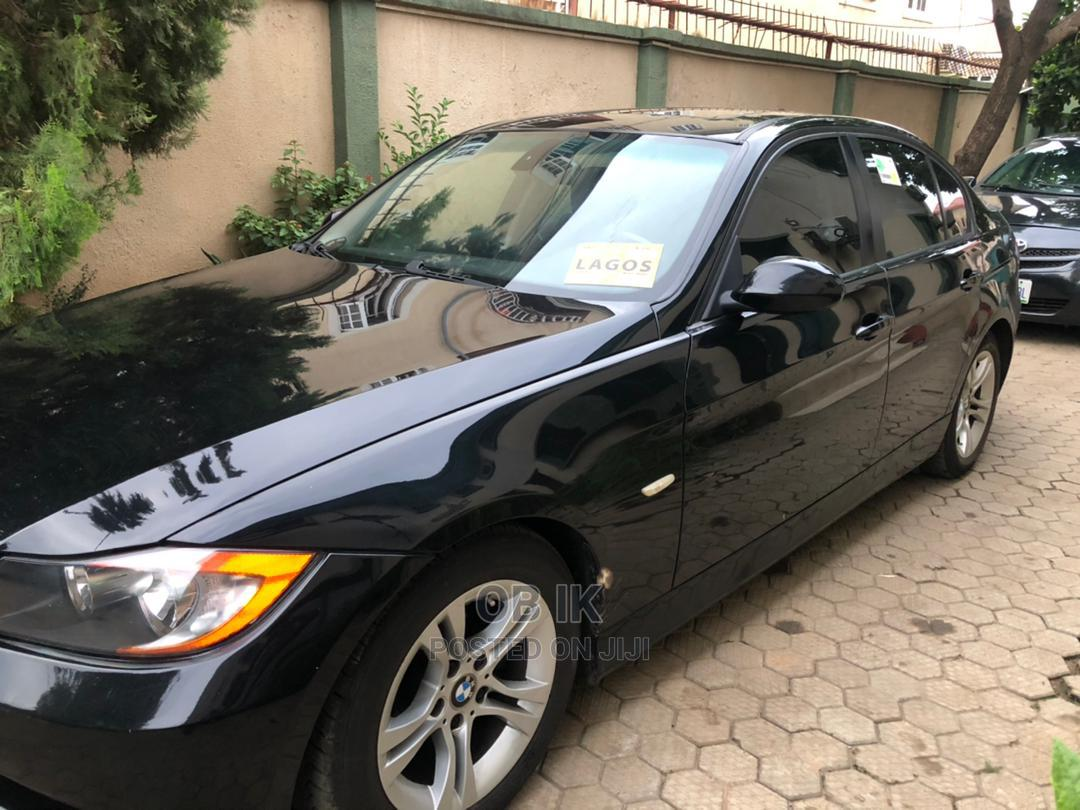 BMW 328i 2010 Black | Cars for sale in Galadimawa, Abuja (FCT) State, Nigeria