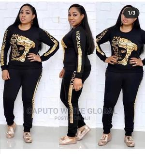 Trending Ladies Velvet Trouser and Top | Clothing for sale in Lagos State, Ikeja