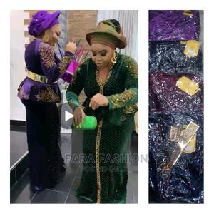 Beautiful Long Peplum Dress | Clothing for sale in Lagos State, Alimosho