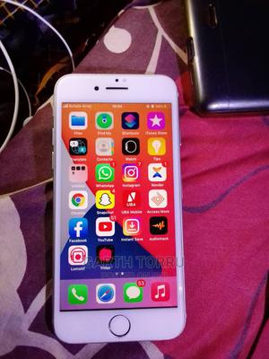 Apple iPhone 7 128 GB Silver | Mobile Phones for sale in Rivers State, Port-Harcourt