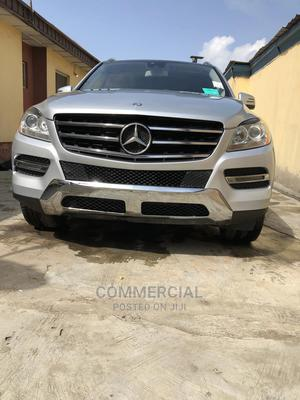 Mercedes-Benz M Class 2014 Silver   Cars for sale in Lagos State, Amuwo-Odofin
