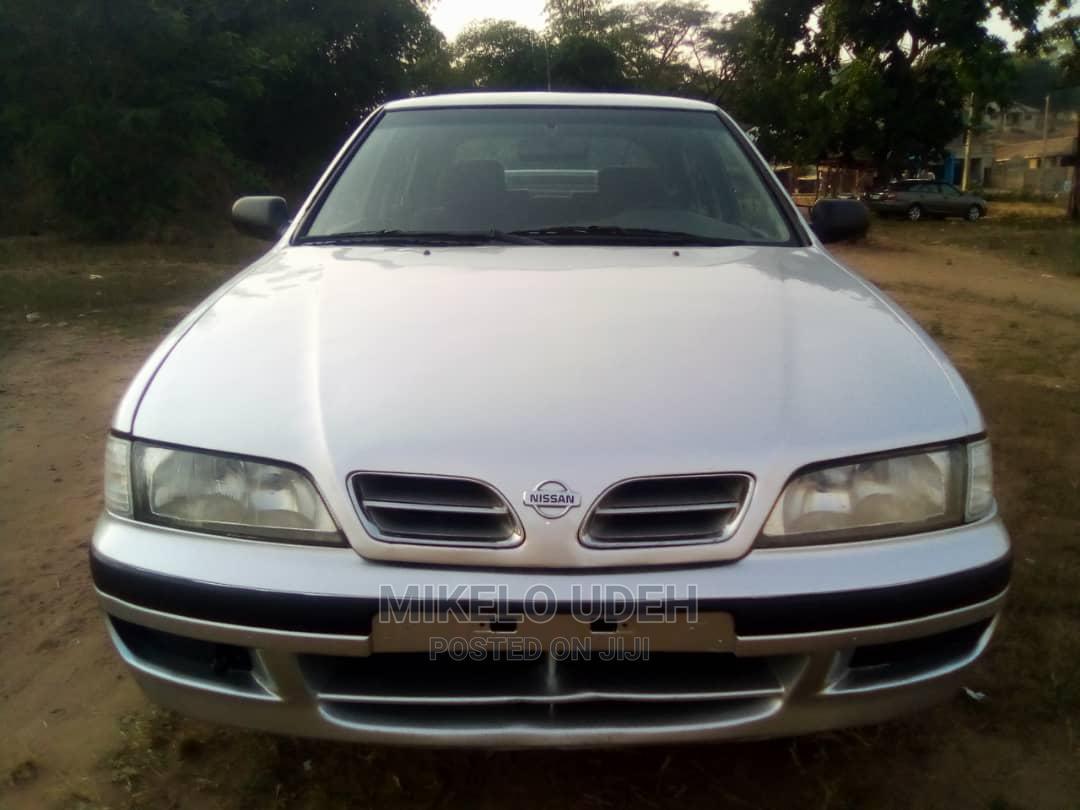 Nissan Primera 2000 Wagon Silver