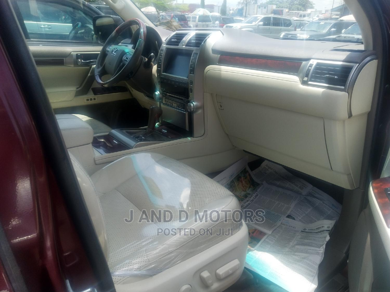 Archive: Lexus GX 2012 Red