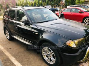 BMW X3 2006 3.0i Black   Cars for sale in Abuja (FCT) State, Wuse