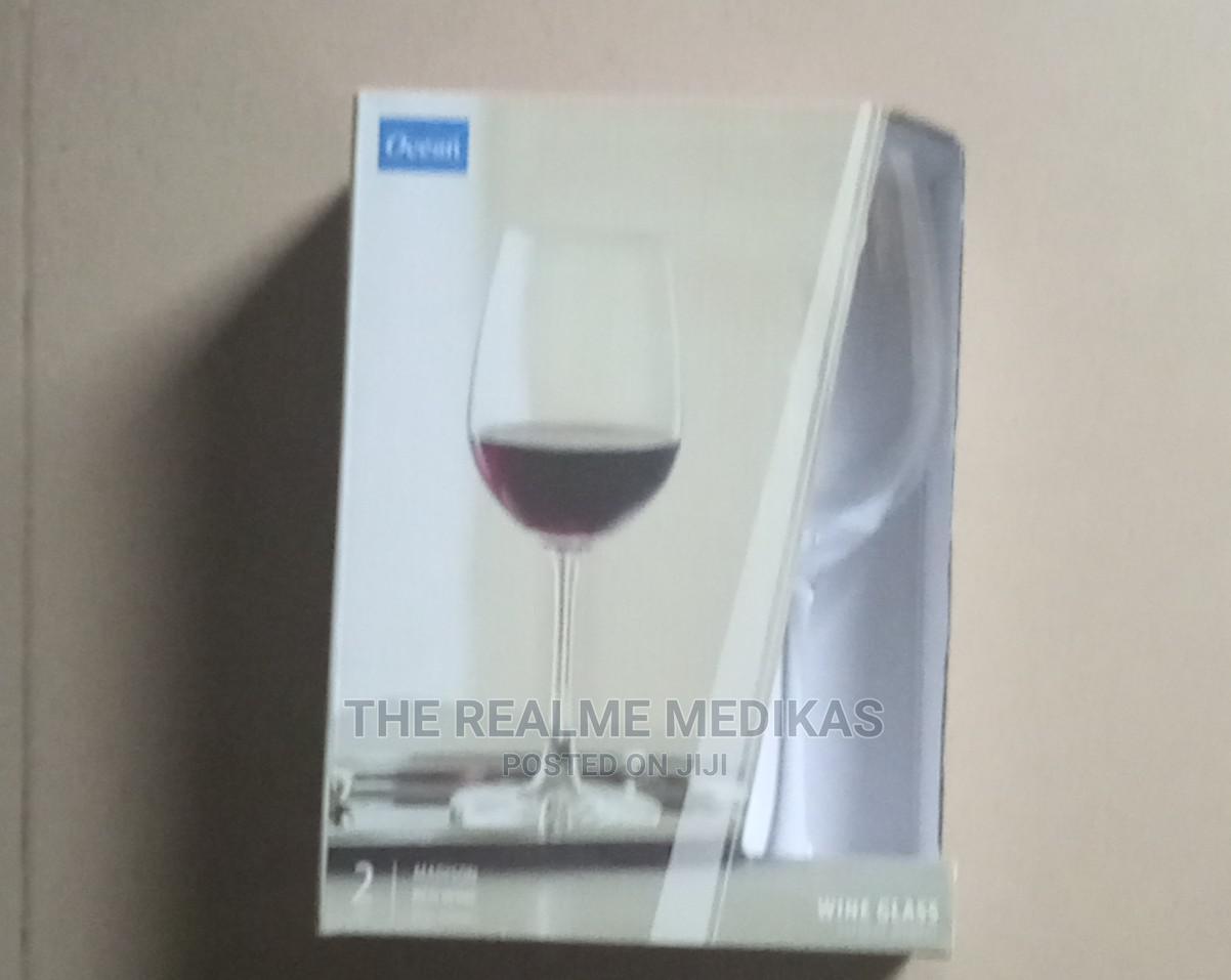 Archive: 2 Pcs Ocean Wine Glass Cup