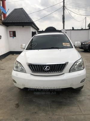 Lexus RX 2008 350 White | Cars for sale in Lagos State, Isolo