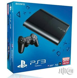 Sony Playstation 3 Slim 500gb Console | Video Game Consoles for sale in Lagos State, Ikeja