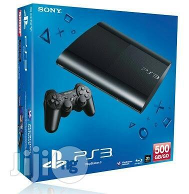 Sony Playstation 3 Slim 500gb Console
